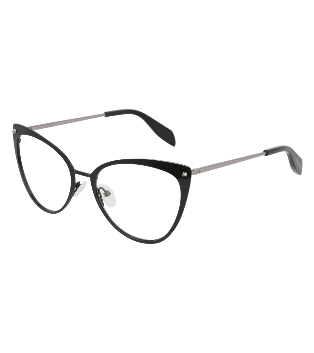 cumpărare vânzare imagini detaliate nou ridicat Rame ochelari de vedere Dama Alexander McQueen AM0140O-001