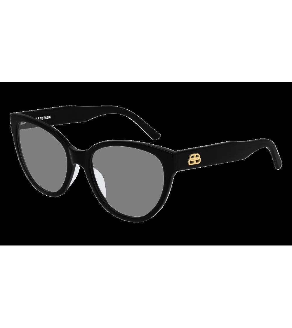vânzare online 100% autentic online de vânzare Rame ochelari de vedere Dama Balenciaga BB0064O-001