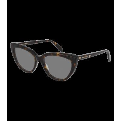 Rame ochelari de vedere Dama Alexander McQueen AM0253O-002