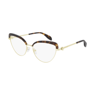 Rame ochelari de vedere Dama Alexander McQueen AM0259O-002