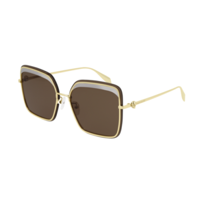 Ochelari de soare Dama Alexander McQueen AM0222SK-002