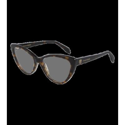 Rame ochelari de vedere Dama Alexander McQueen AM0287O-002