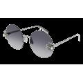 Ochelari de soare Dama Alexander McQueen AM0207S-001