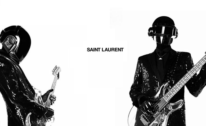 La Mode Passe, le style reste- Saint Laurent