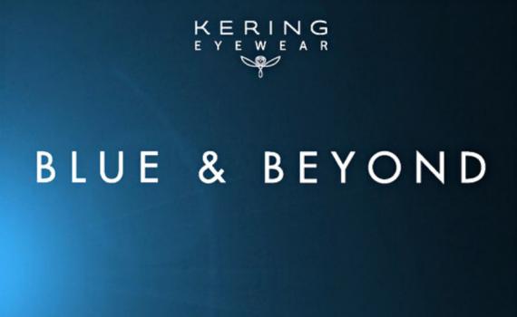 Noul concept Blue & Beyond de la Kering Eyewear, in exclusivitate pe koptic.ro!