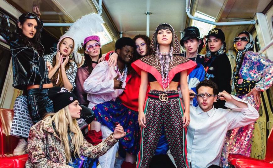 Gucci vibes in noul videoclip semnat Inna
