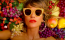 Splash of color- Anna Lesko poarta ochelarii Gucci Fashion Inspired pentru videoclipul piesei Ivanko